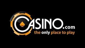 Il logo di casino.com Casino Online Italiani