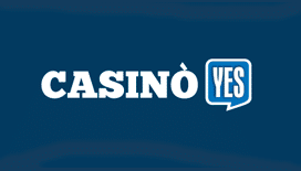 Il logo di casino yes